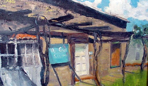 CALL TO ARTISTS: Old Town Tubac Historic Adobe Building Tour & Exhibit 2017