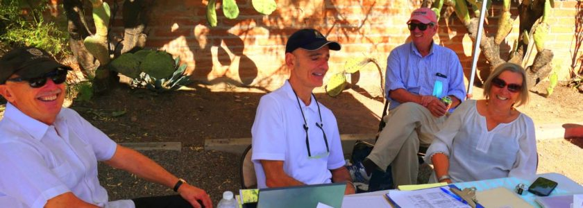 Congrats to Old Town Tubac Historic Adobe Tour Heart and Soul Volunteers!