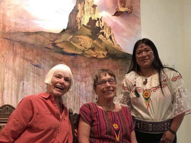 Voices for Social Change: Nancy Bennett, Betty Laduke, Isabella Tibbetts