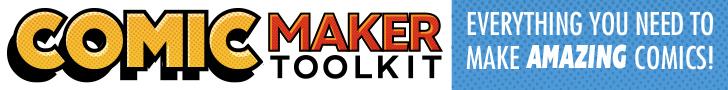 Comic maker toolkit. Everything you need to make amazing comics!