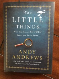 Book cover The Little Things