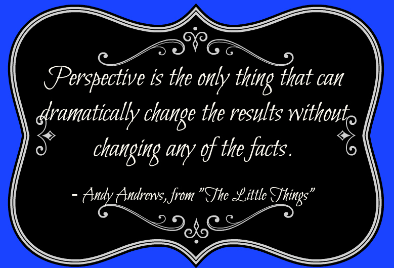 quote from Andy Andrews