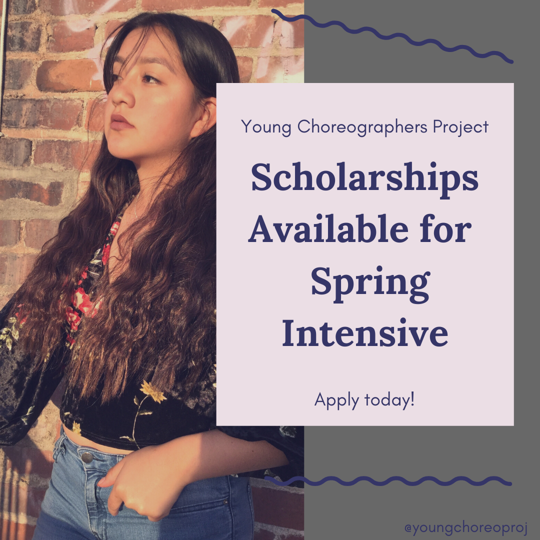 Scholarships Available for Spring Intensive