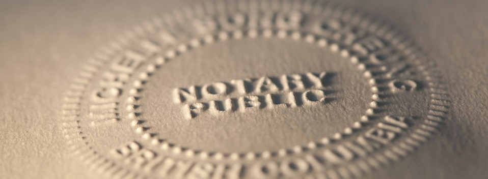 notary