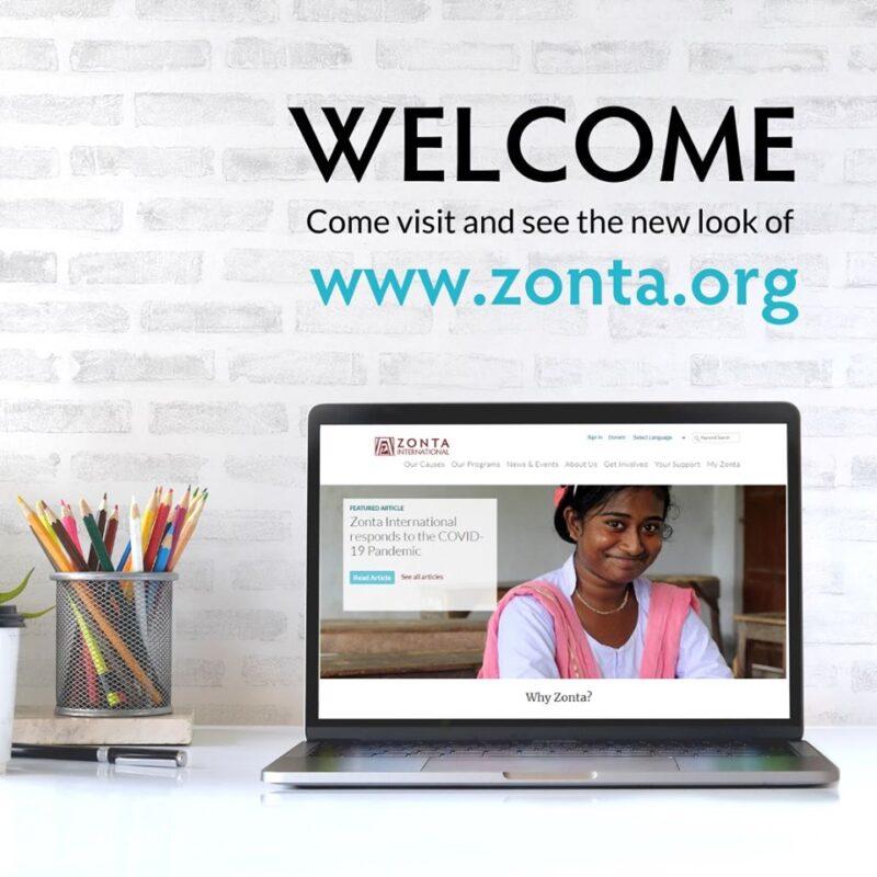 Zonta Internation Website