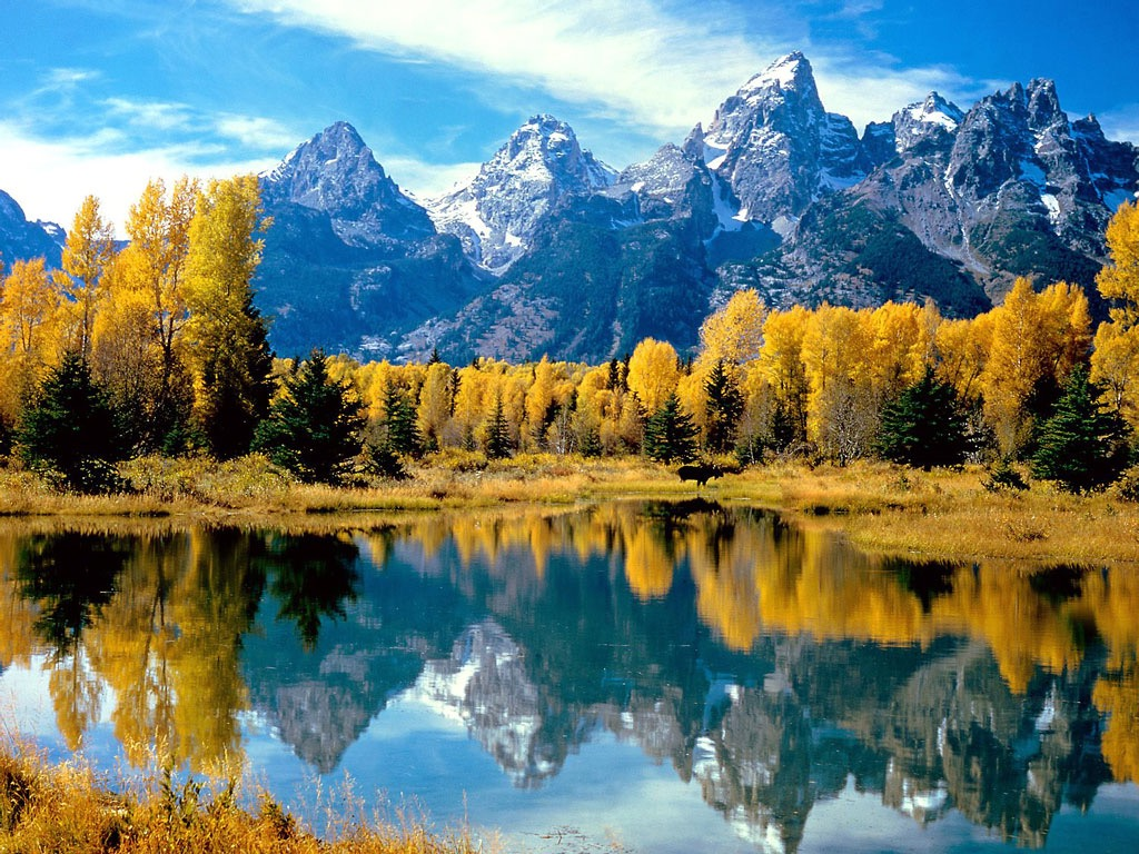 Grand Teton National Park Lodging