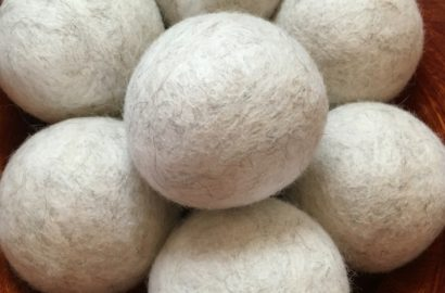 DIY Sheep Crafts   How To Make Felted Wool Dryer Balls   Shepherd Like A Girl