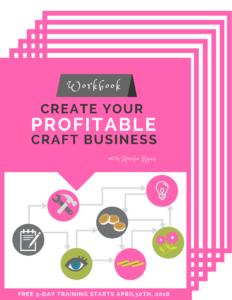 Create Your Profitable Craft Business with Amika Ryan   Shepherd Like A Girl