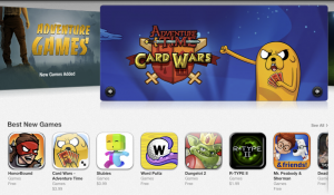 Adventure Time Apple Feature
