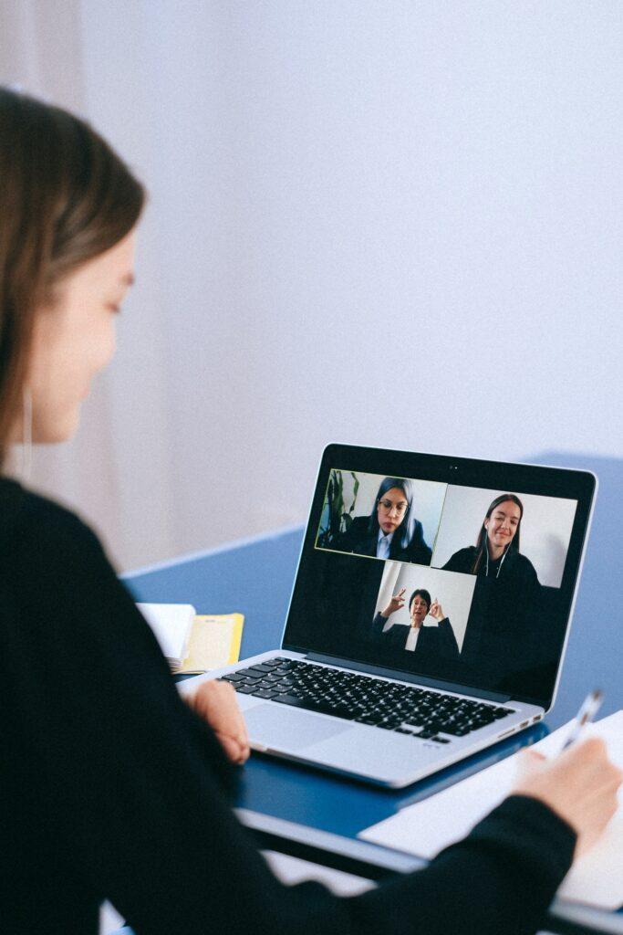 remote meeting