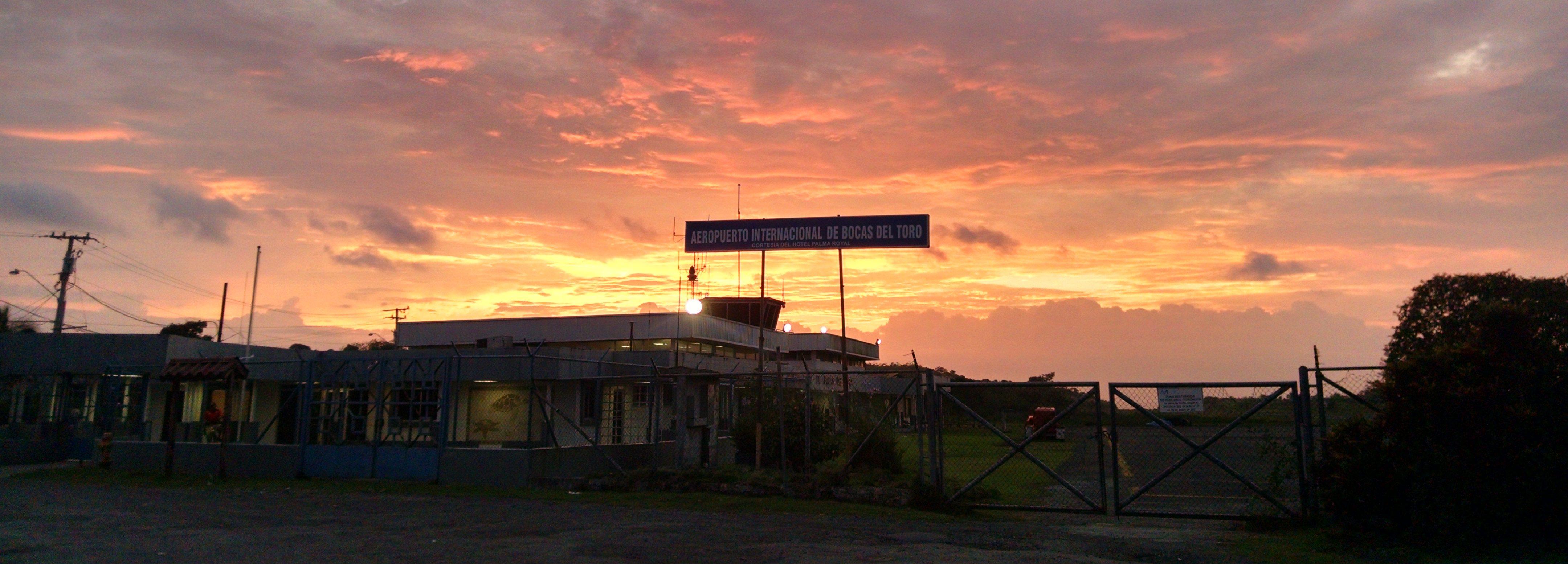 Bocas del Toro Airport