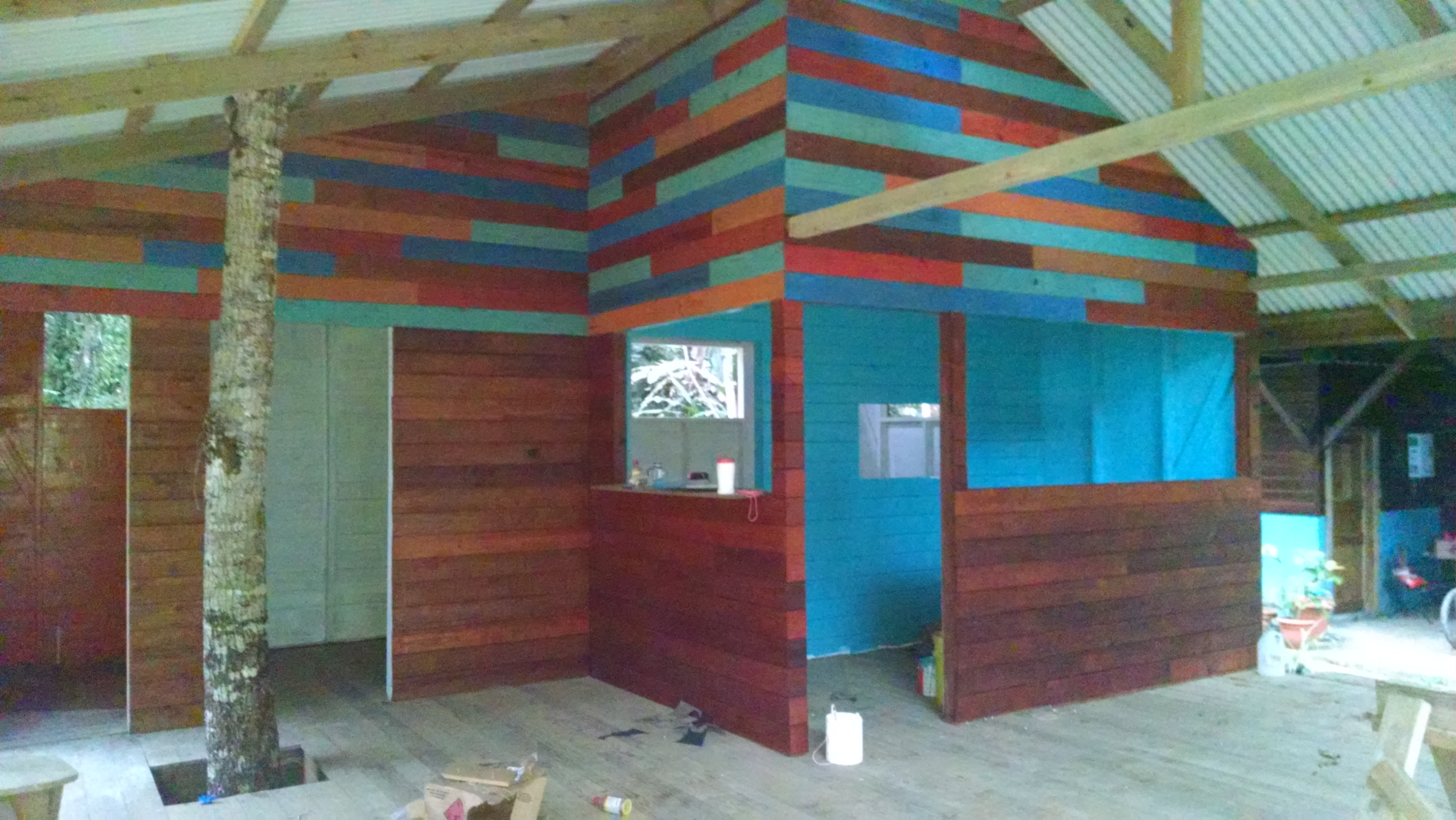 Photo of Surf Break at Paunch Phase 2 Build