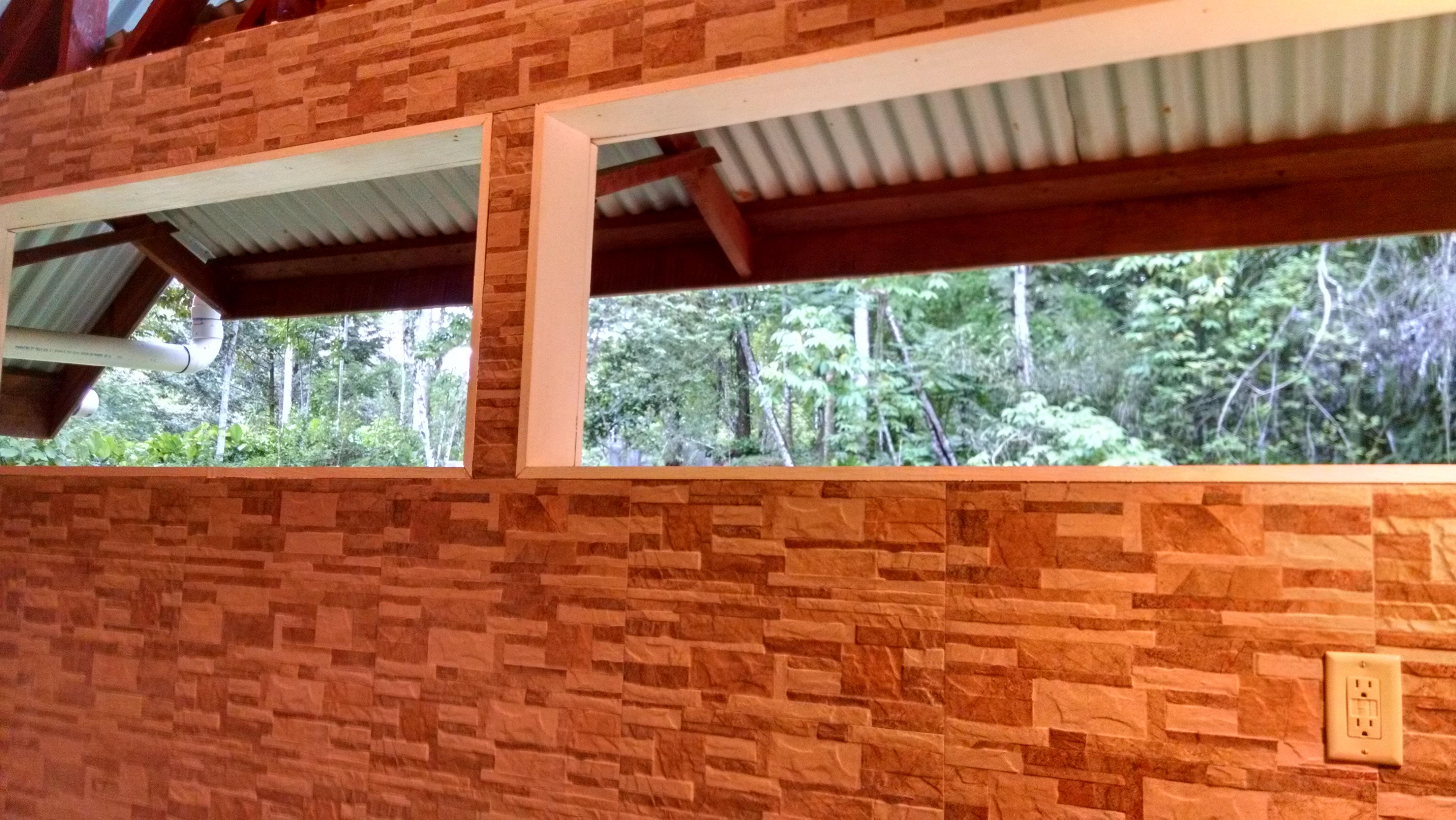 Photo of Tree Cabin bathroom