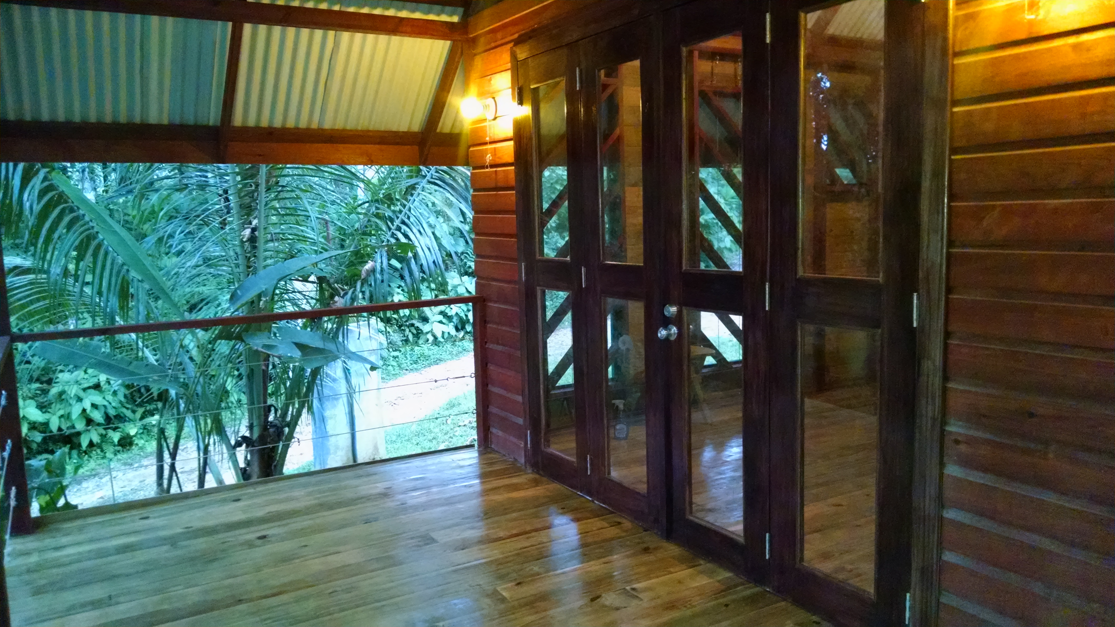 Photo of Tree Cabin deck