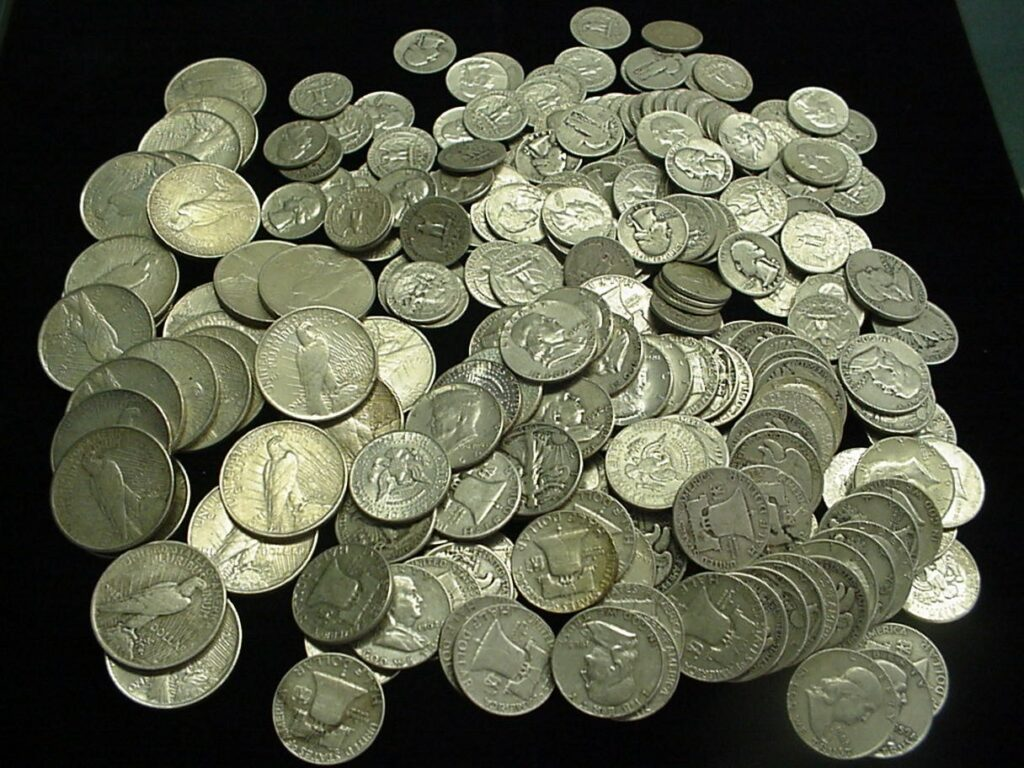 collectible junk silver