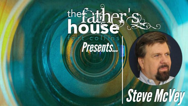 Steve McVey at the Father's House