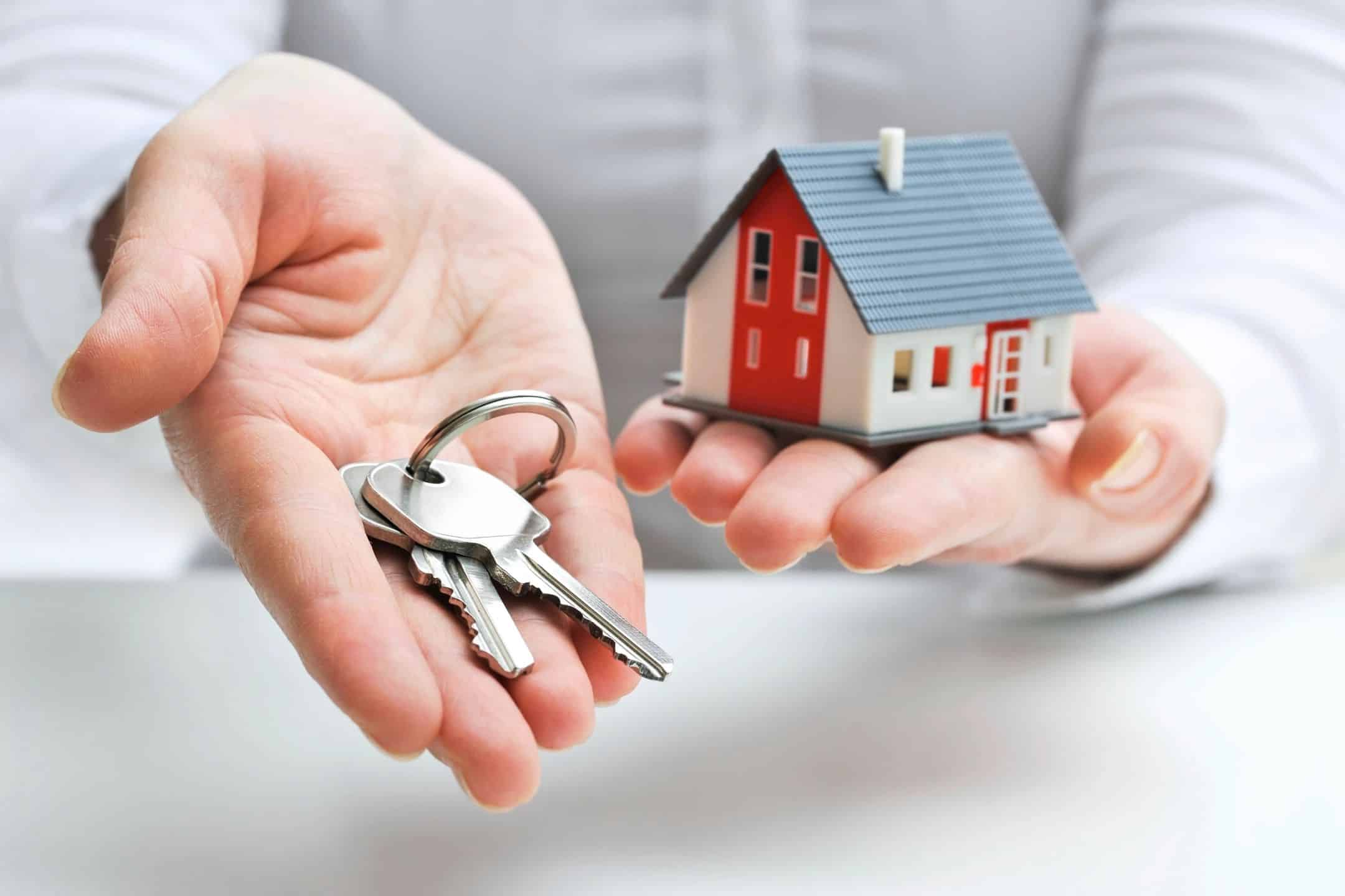 Buying Real Estate - Keys to New Home