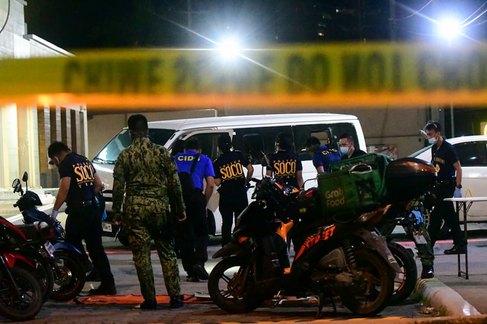 Two dead in shootout between Philippine police, narcotics agents