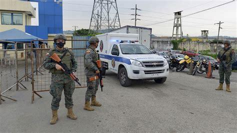 At Least 50 Inmates Dead In Ecuador Prison Riots