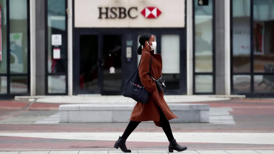 HSBC bets on Asian wealth in revised strategy after profits tumble, cuts outlook