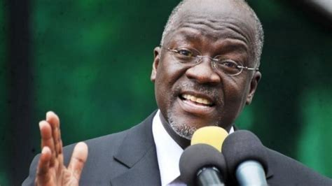 WHO Chief Urges Tanzania To Combat COVID As Magufuli Insists On Prayers