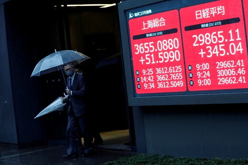 World shares jump after Powell nixes rate hike fears