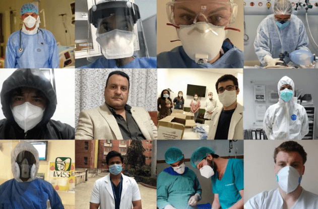 'More severe than war': Health workers reflect on a year of COVID