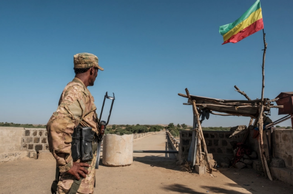 Eritrean soldiers killed hundreds of civilians in Tigray: HRW