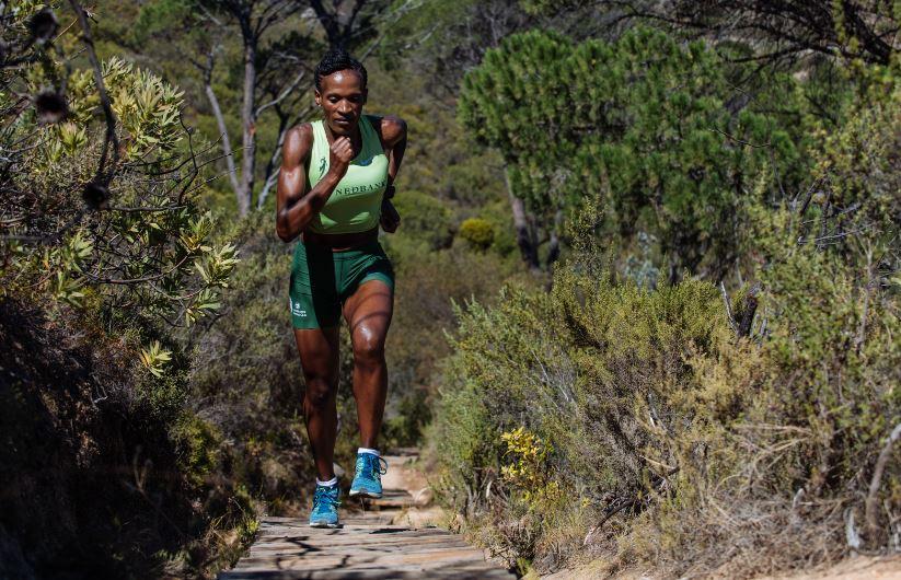 Ntombesintu Mfunzi: A South African athlete's fight against rape