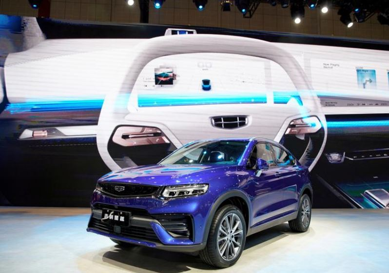 China's Geely to add $5 billion battery plant in EV push
