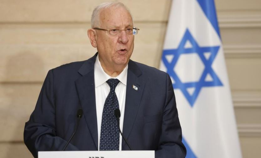 Israel's president to pick candidate next week to try to form a governmentBy Reuters Staff