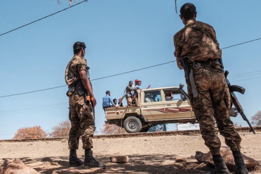 'Horrific': MSF says Ethiopian troops executed 4 men in Tigray