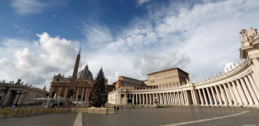 Vatican decrees that Catholic Church cannot bless same-sex unions