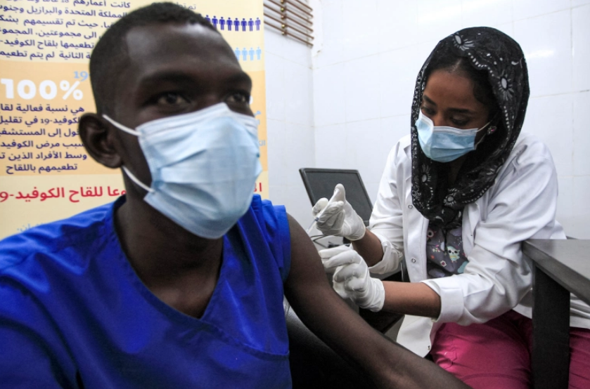 Africa experienced 30% rise in COVID cases during 2nd wave: Study