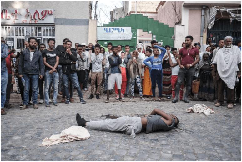 UN alleges war crimes in Ethiopia's Tigray, urges Eritrea exit