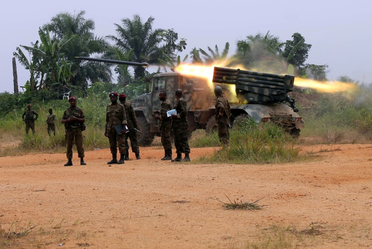 Militia Raids In Eastern DR Congo Kill 10 Civilians: Army
