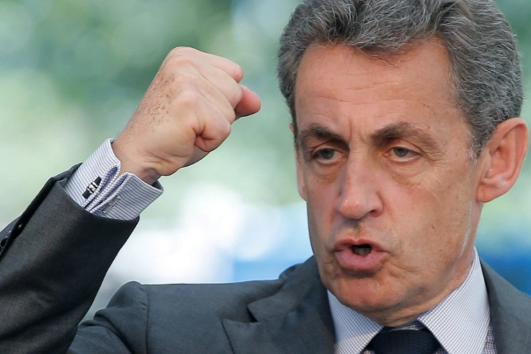 Former French president Sarkozy faces verdict in corruption trial
