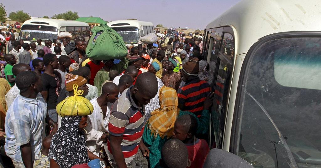 Surging Nigeria Violence Sends Thousands Fleeing To Niger: UN