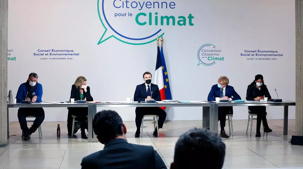 Macron's 'direct democracy' to be tested as citizens' panel on climate wraps up
