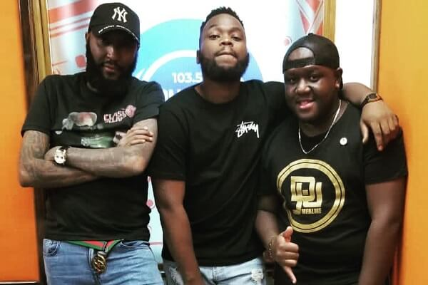 Homeboyz Radio fires breakfast show presenters Shaffie Weru, Neville, DJ Joe Mfalme