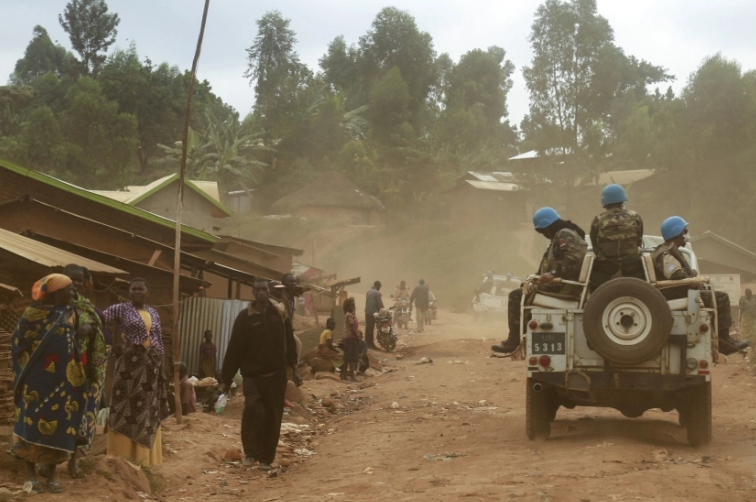 Oxfam suspends DR Congo staff over sexual misconduct claims