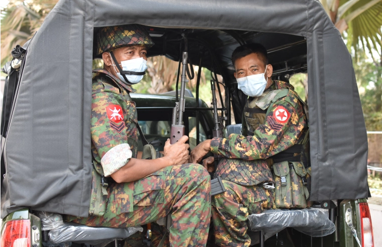 Myanmar military may extend emergency rule by up to two years