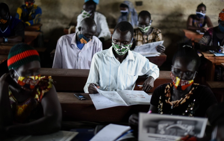 Exclusive: South Sudan accused of COVID-19 corruption
