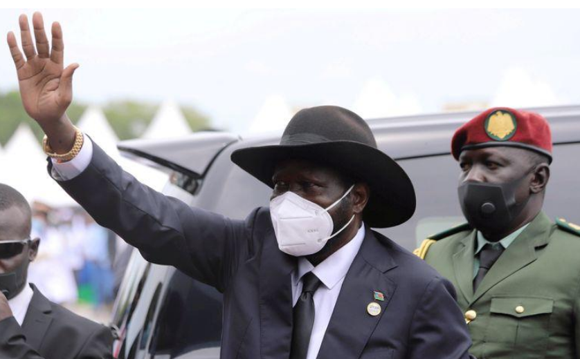 South Sudan's president appoints new army chief