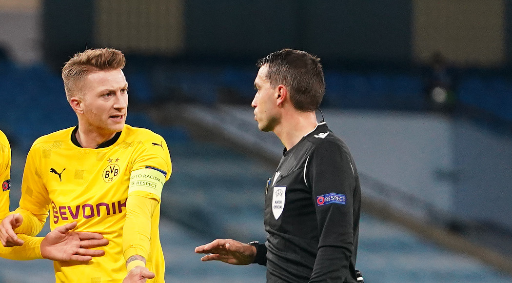 Defiant Borussia Dortmund warn Man City tie not over yet