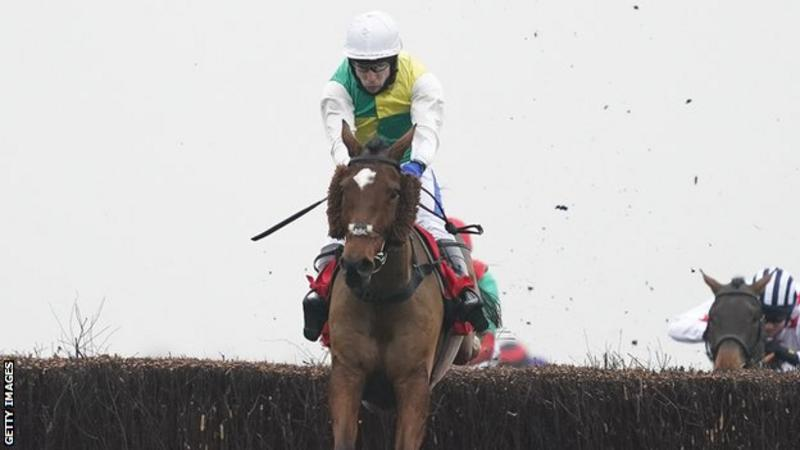 Grand National 2021: Cloth Cap heads Aintree field as The Storyteller is withdrawn