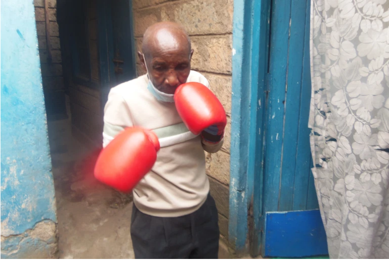Lost bout: Kenyan boxers' struggle with depression and poverty