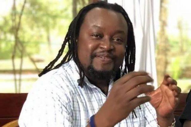 Activist Edwin Kiama Arrested Over Viral Uhuru Poster