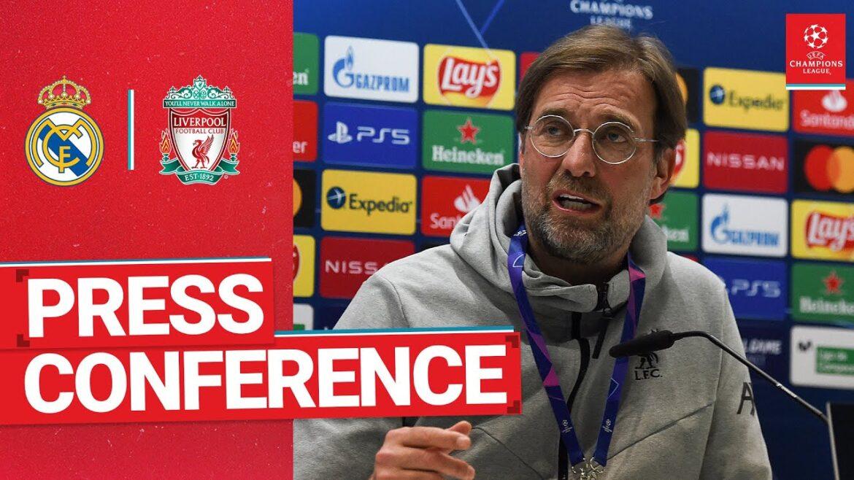 Liverpool's Jurgen Klopp plays down revenge talk ahead of Real clash