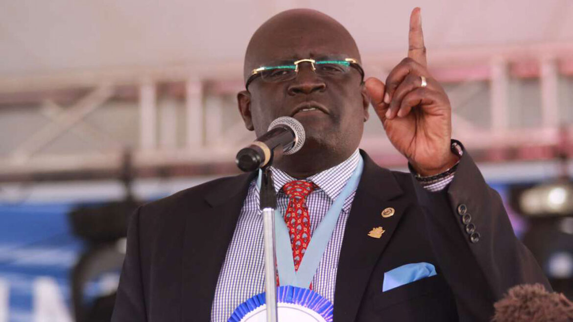 Magoha Assures That Schools Will Re-Open As Earlier Scheduled